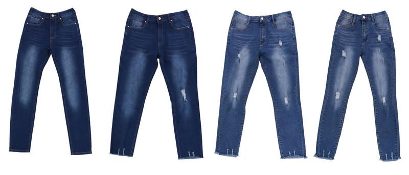 Ladies Denim Jeans Collection 2