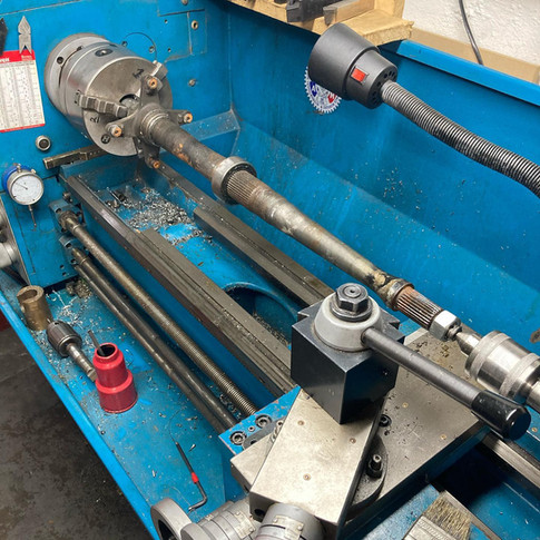 ATV axle repair