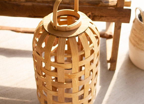 Chipwood Lantern, Medium