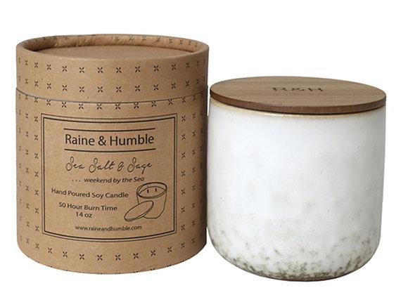 Sea Salt & Sage Candle
