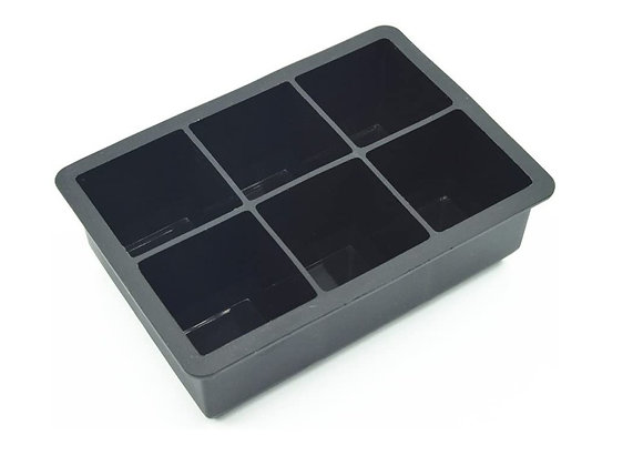 Silicone Ice Cube Tray, S/2