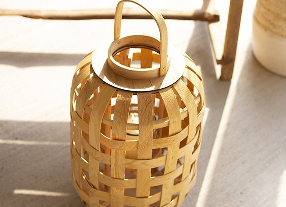 Chipwood Lantern, Small