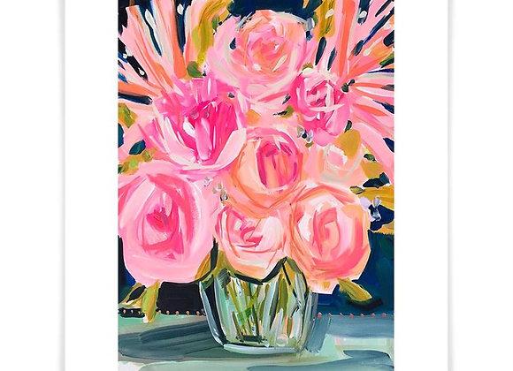 Big Roses Print