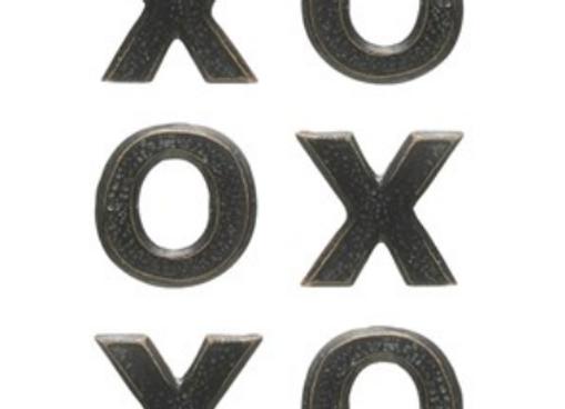 """""""XO"""" Magnet S/6"""