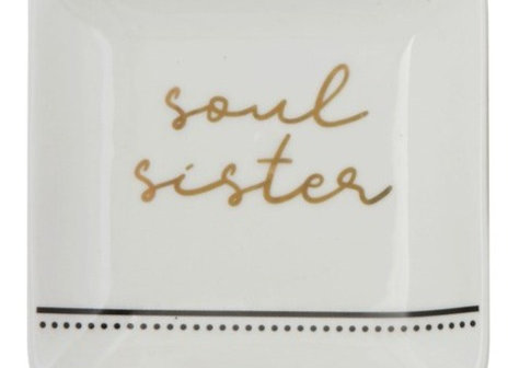 Soul Sister Trinket Dish