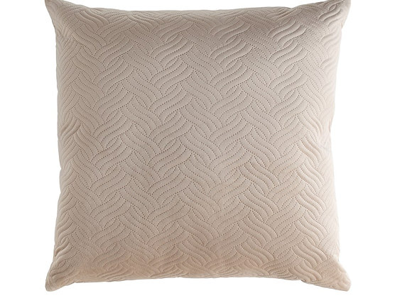 Velvet Taupe Pillow