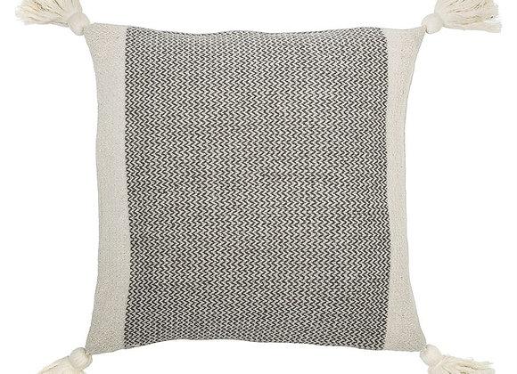 Grey & Cream Pillow