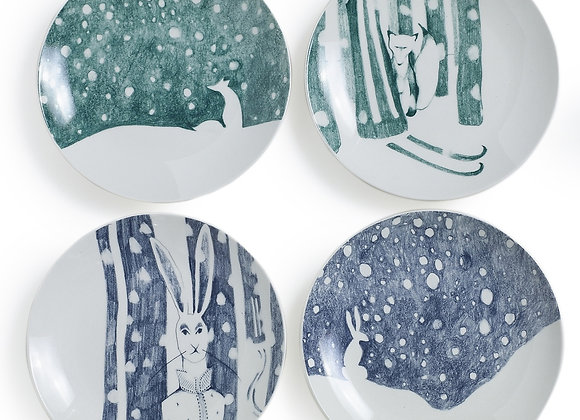 Forest Plates S/4