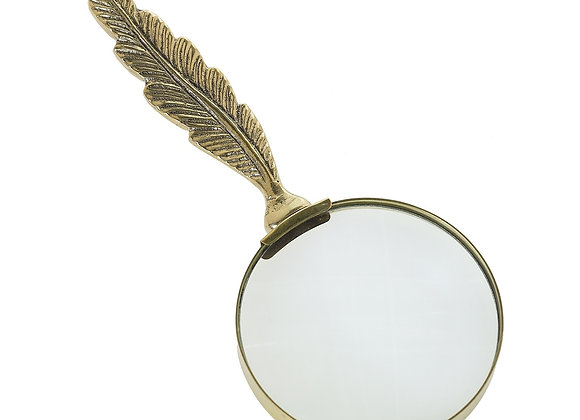 Feather Magnifying Glass