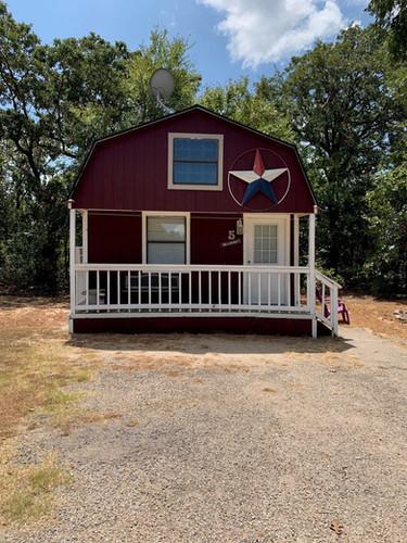 cabin five: patriotic cabin