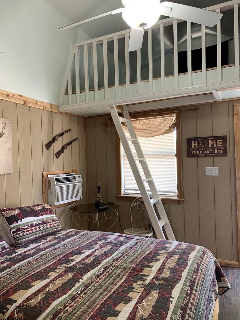 cabin two interior
