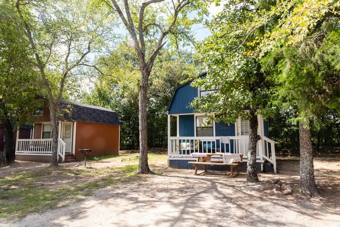 cabin seven: sports cabin