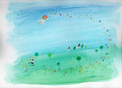 Aquarela | Semi Paterno