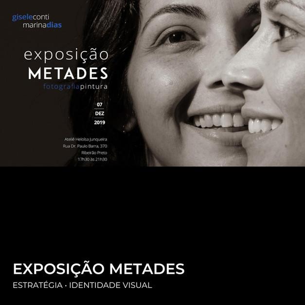Exposição Metades