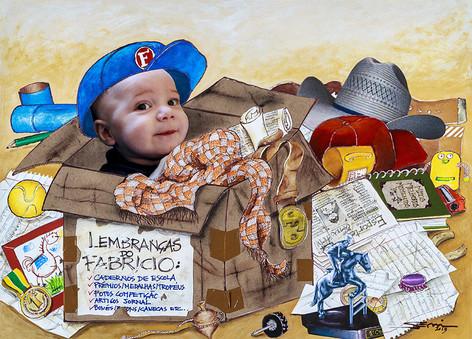 Foto ilustrada | Semi Paterno