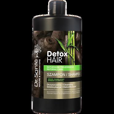 CHAMPÚ carbón de bambú DETOX HAIR 1000ML