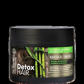 MASCARILLA carbón de bambú DETOX HAIR 30