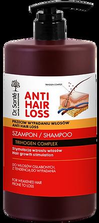 Dr Sante - Anti Hair Loss-szampon-1000ml