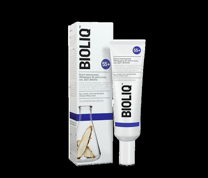 bioliq 55+ crema lifting intensivo de ojos,boca ,cuello y escote.png