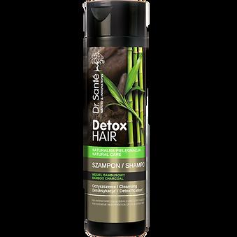 CHAMPÚ carbón de bambú DETOX HAIR 250ML