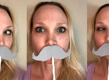 The Easy Photo Booth Prop Tutorial