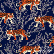 Tigers and Vines