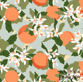 Florals and Fruits