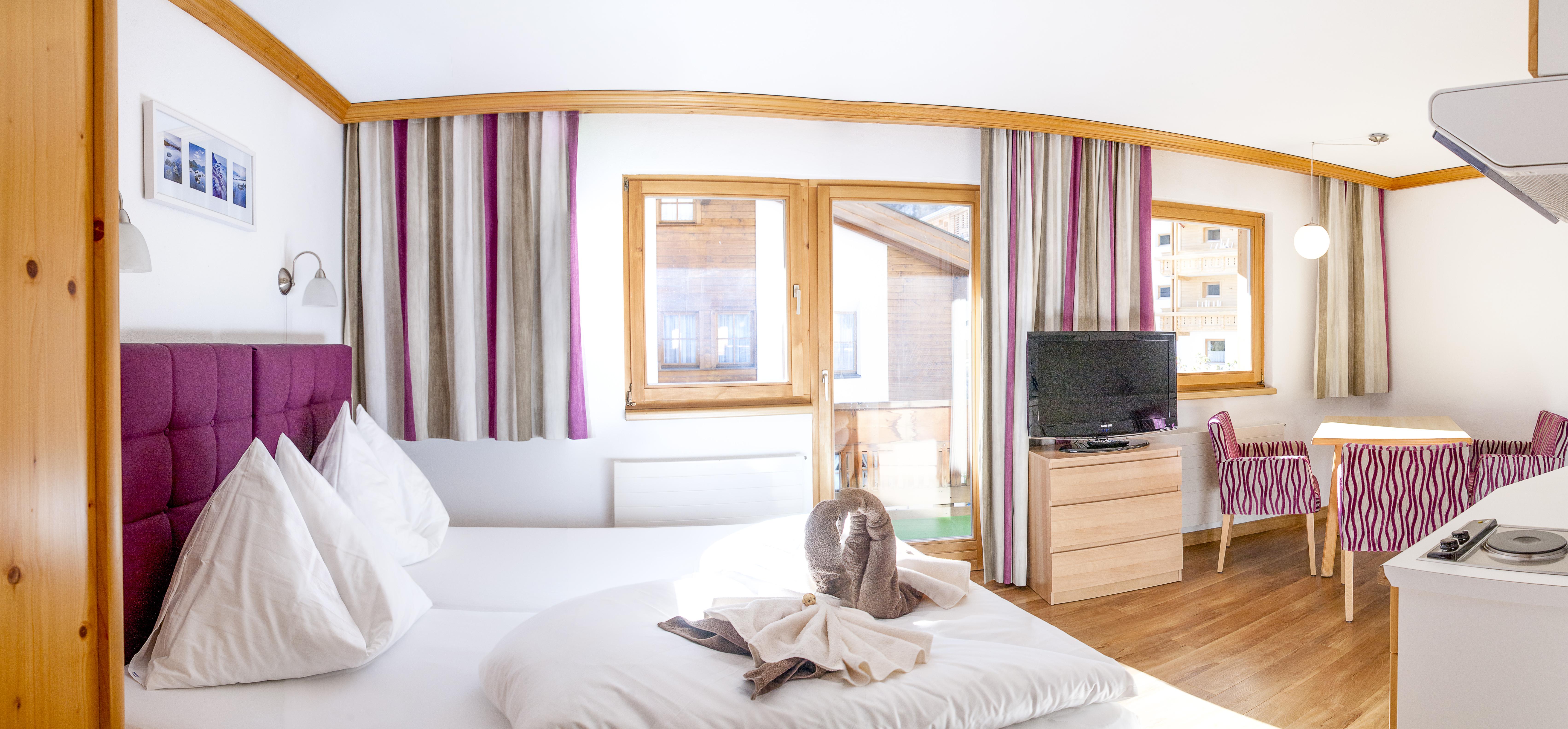 Ferienwohnung Samnaun-Ischgl Schweiz