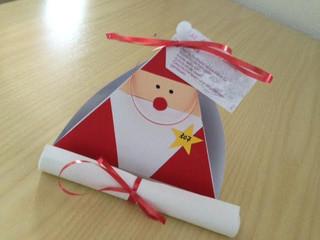 Adventszeit ist Bastelzeit - Geschenke für unsere Gäste