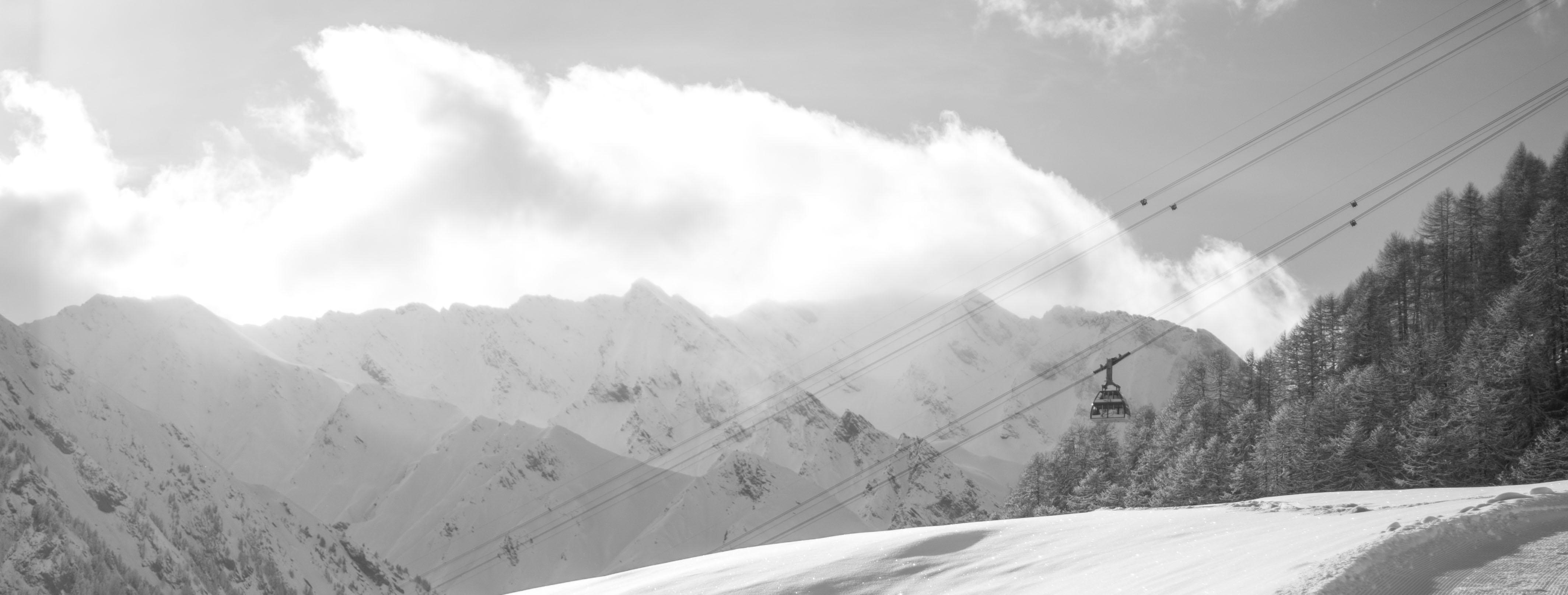 Skiferien Samnaun-Ischgl Schweiz
