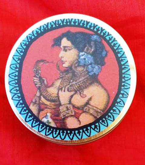 Snake Charmer Soy Tin Candle