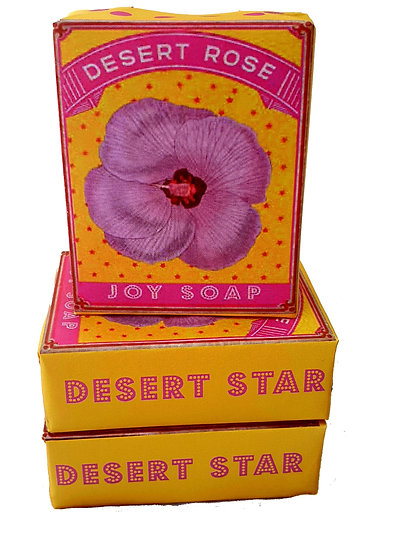 WHOLESALE Desert Rose Soap 12 PK