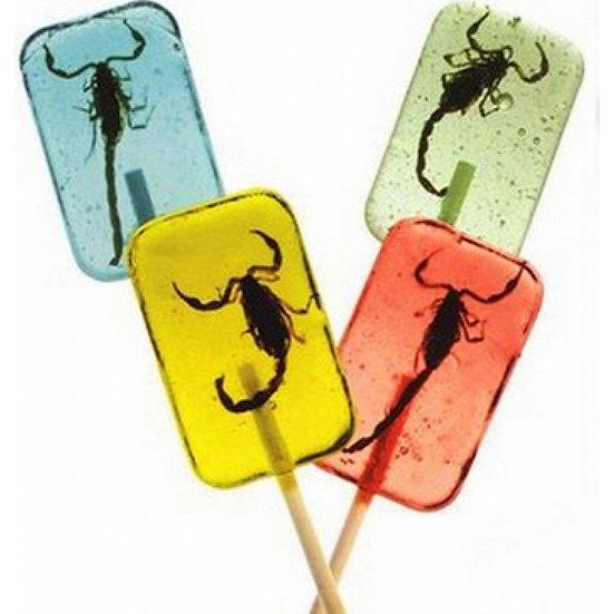 Desert Kiss Scorpion Lollypop