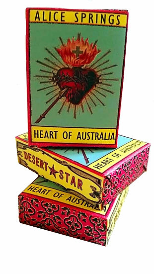 Heart of Australia Soap