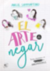 #ElArtDeNegar - Novela de amor El Arte De Negar
