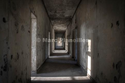 Couloir du sanatorium