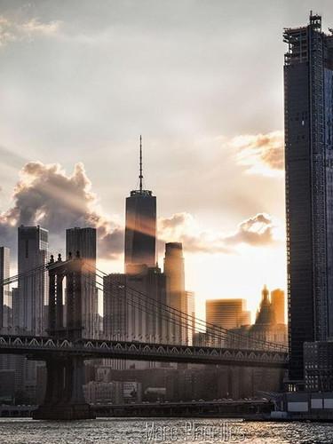 #newyorkcity #newyork #manhattan #skylin