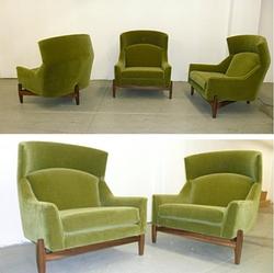 mi green chairs