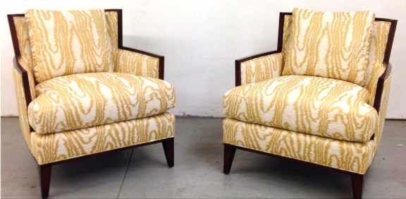 Matching bois chairs