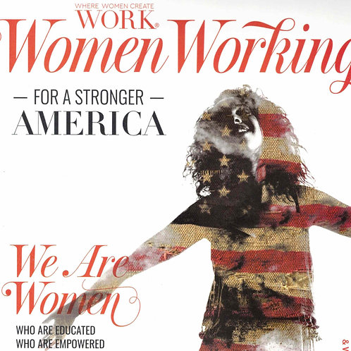 Women Working for a Stronger America