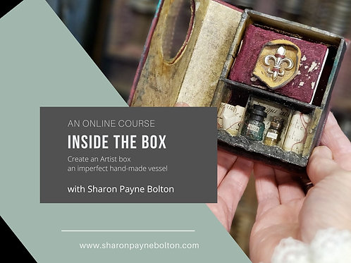 Gift Certificate - Inside the Box Online Course with Starter Kit