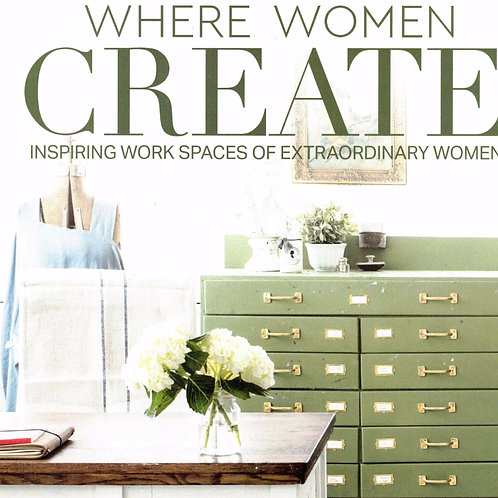 Winter 2020 Where Women Create