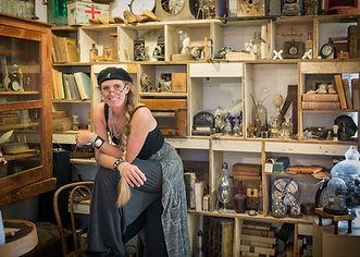 Sharon Payne Bolton Benicia Historic Arsenal Studio Artist