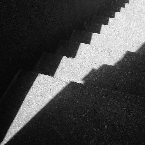 Between the shadow and the light