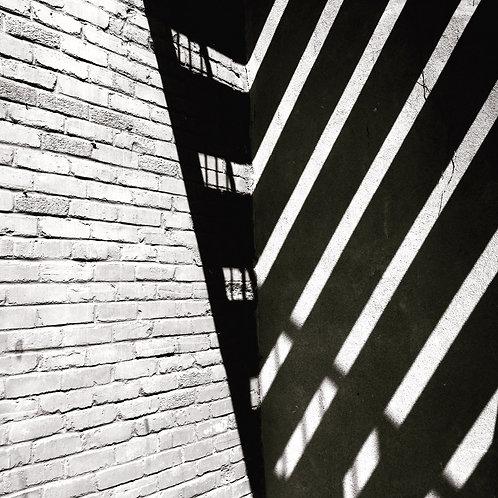 Corner staircase
