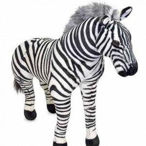 Zebra Plush