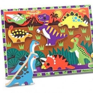 Chunky Dino Puzzle