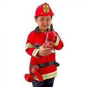 Role Play Fireman