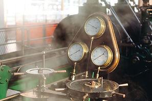 産業機械用蒸気