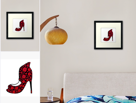 The red heel print.png
